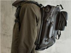 21932c923df6769e8c8925f5eeb2eb6a large 630x472 Ember Urban Pack : le sac à dos modulaire