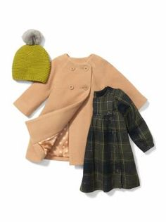 Cant Decide for Thanksgiving this year... I would not get the hat, just the dress shoes jacket and tights. Baby Clothing: Baby Girl Clothing: We ♥ Outfits | Gap