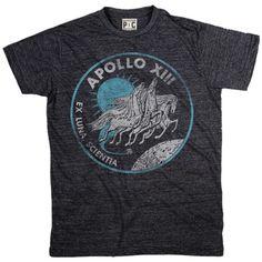 Men's NASA Rainbow T-Shirt   Cool Space Tees   Vintage Space TShirts   PalmerCash