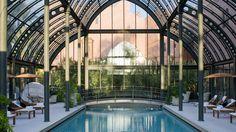 PUBLIC INTERIOR - SPA Royal Mansour - Luxury Hotel in Marrakech - Morocco