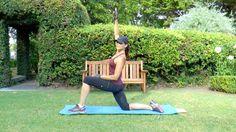 4. Hip Flexor Stretch