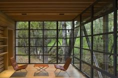 pk chairs and windows