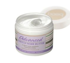 Advanced Stretch Mark Butter.          Available at Andrea's Skin Care & Body Therapy www.andreas-skincare-bodytherapy.com