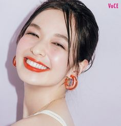 Clean Beauty, Beauty Skin, Hair Beauty, Make Up Looks, Beautiful Asian Women, Beautiful Person, Korean Makeup Look, Best Photo Poses, Hottest Female Celebrities