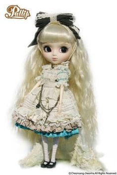 Pullip Romantic Alice in Wonderland Fashion Doll Groove in USA | eBay