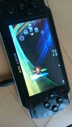 日本網友入手《山寨PSP》超越正版的高級享受?