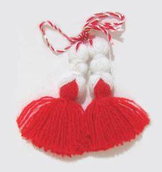 Baba Marta, 8 Martie, Fringes, Christmas Ornaments, Holiday Decor, Tassels, Home Decor, Collection, Fringe Coats