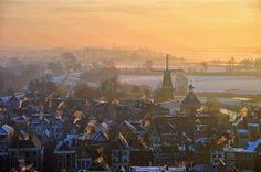 Gorinchem, Netherlands | by Hans Viveen | via...