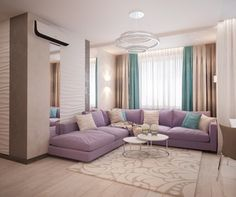 Cute Room Decor, Teen Room Decor, Living Room Decor, Living Room Color Schemes, Paint Colors For Living Room, Bedroom Cupboard Designs, Living Room Designs, Master Bedroom Interior, Toddler Rooms