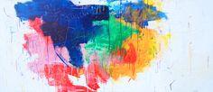 "TIRIL ""Odyssey"" Acrylic on Canvas 32"" x 72"""