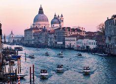 Venice, Italy: http://peachesncreme.org/2015/11/21/vibrant-in-venice/