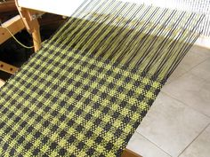 Woven Patterns   Carrie Wolf - Rigid Heddle Weaving Pattern - Houndstooth Check
