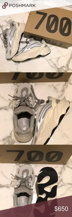 933947a94c6 Yeezy Boost 700 Static Women Size 7 New. In box. No trades. Yeezy