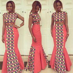 Hot Ankara Collection is Fabulously Elegant and Beautiful ~Latest African fashion, Ankara, kitenge, African women dresses, African prints, African men's fashion, Nigerian style, Ghanaian fashion ~DKK