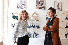 The Socialite Family | Ysé, la boutique #lingerie #girls #shop #variety #paris #designer #fashion