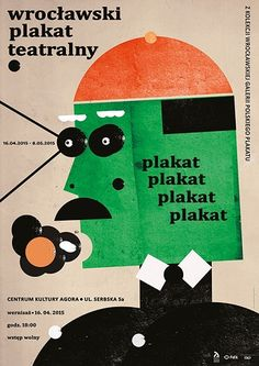 Theater Posters Exhibition, Polsih Poster