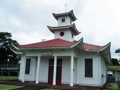 Church in Hawaii