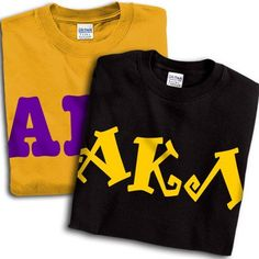 Alpha Kappa Lambda 2 T-Shirt Pack - Printed - Gildan 5000 - CAD