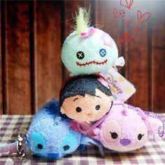 stitch flower tsum tsum - Google Search