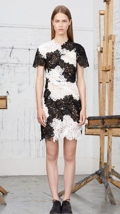 I love this dress of Erdem !