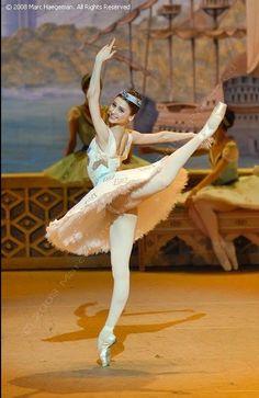Svetlana Zakharova  Le Corsaire, Bolshoi Ballet.