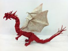 Origami Dragon | Recent Photos The Commons Getty Collection Galleries World Map App ...