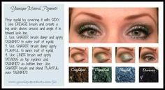 Younique eye pigments for green and hazel eyes xx https://www.youniqueproducts.com/RhondaRobinson