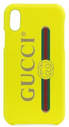 e95baa2e69d Gucci Logo iPhone X Xs Case