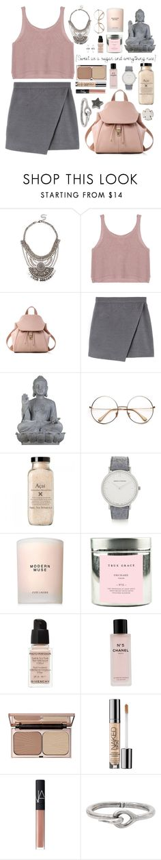 """Saturn- Sleeping at Last"" by trxpicalwhore ❤ liked on Polyvore featuring Sole Society, Axixi, Universal Lighting and Decor, Larsson & Jennings, Estée Lauder, True Grace, Givenchy, Chanel, Charlotte Tilbury and Urban Decay"