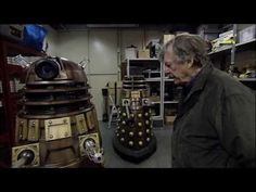 23 Feb 2013  The man who designed one of science fiction's most famous villains, the Dalek, has died at age 84.  In 1963 Ray Cusick was asked to create a race of aliens for a new program called Doctor Who.  The Daleks proved to be a sensation and have reappeared throughout the show's history. He was also responsible for designing much of the TARDIS interior. Thank you Raymond, for terrifying us, and giving us one hell of a ride with one of the most notorious villains in Doctor Who history.