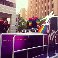 We're making the world our runway at this year's San Francisco Pride.