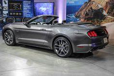 2015 Mustang Convertible~