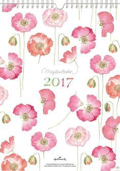 bol.com | Marjolein Bastin weekkalender 2017 flowers animals,Marjolein Bastin