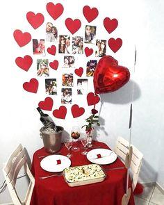 36 Trendy Gifts For Him Boyfriend Ideas - Valentine's Days / Valentinstag Valentines Gifts For Boyfriend, Valentines Day Dinner, Gifts For Your Boyfriend, Valentines Diy, Boyfriend Ideas, Valentine Recipes, Boyfriend Birthday, Pinterest Valentines, Romantic Dinner Tables