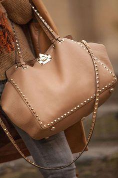 Valentino Rockstud Handbags Collection & more luxury details