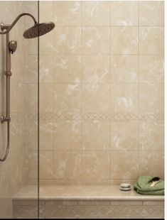 Shower Wall Options, Traditional Tile, Tile Floor, Marble, Flooring, Crafts, Manualidades, Tile Flooring, Granite