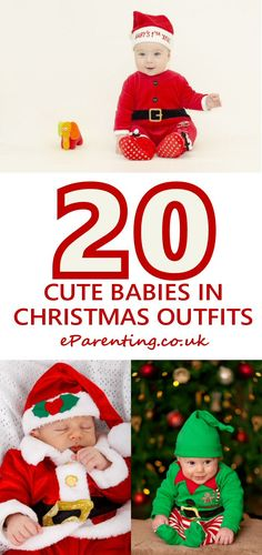 Here are 20 cute babies in Christmas outfits - the cutest Christmas babies. Christmas Gift For You, Christmas Outfits, First Christmas, Christmas Clothes, Twin Babies, Little Babies, Cute Babies, Reds Bbq, Boy Or Girl