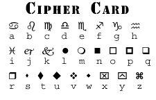 secret codes and ciphers - Sök på Google