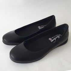 5135ae0c58 Skechers for Work Womens 76554 Flattery-Trans Slip-On Work Shoes Flats Size  8