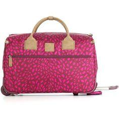 Diane von Furstenberg Box Bag, Maggie Rolling Duffel