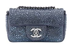 Chanel strass crystal