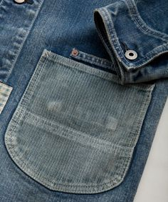 Worn Denim