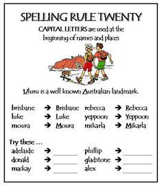 spelling rule 20 - Google Search