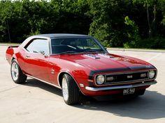 1968 Camero SS 396 ....yes! I ll take three pls