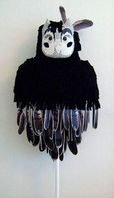 Owl by Kristine Mandsberg