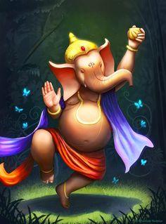 Lord+Ganesha_Santosh+Redekar.jpg (739×1000)