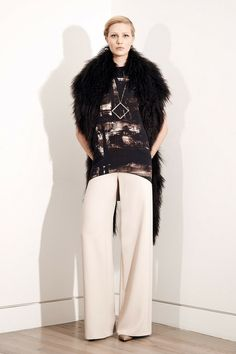 Victor Alfaro | Fall 2014 Ready-to-Wear Collection | Style.com