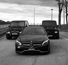 Mercedes CLS63/G63 AMG