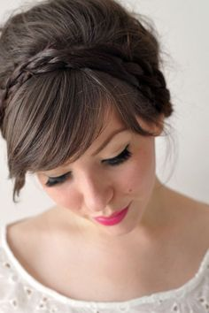 Asian Wedding Ideas - A UK Asian Wedding Blog: Hair