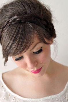 Asian Wedding Ideas - A UK Asian Wedding Blog: Hair
